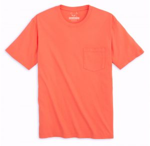 High Tide: Short Sleeve T-Shirt - Melon
