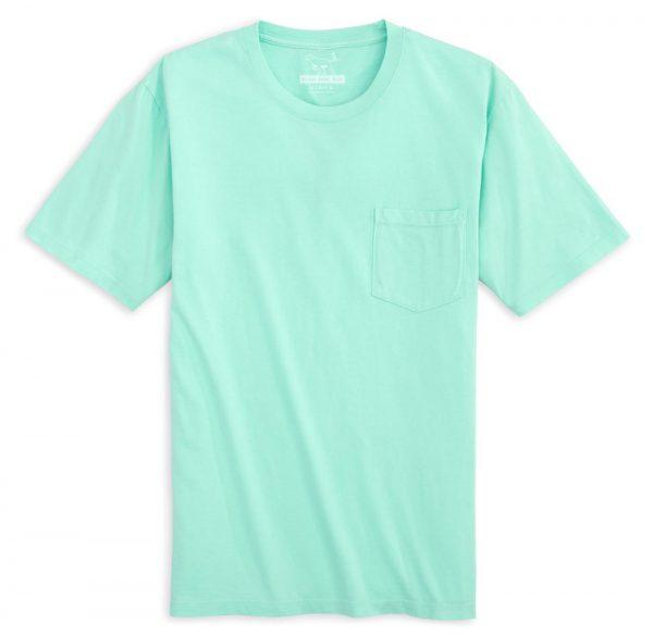 High Tide: Short Sleeve T-Shirt - Mint