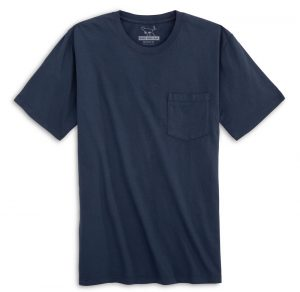 High Tide: Short Sleeve T-Shirt - Navy