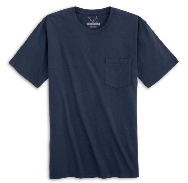 High Tide: Short Sleeve T-Shirt - Navy