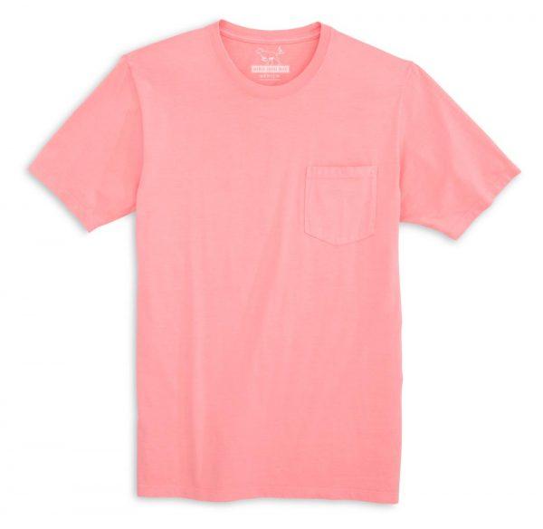 High Tide: Short Sleeve T-Shirt - Pink