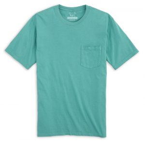 High Tide: Short Sleeve T-Shirt - Seafoam