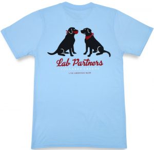 Lab Partners: Short Sleeve T-Shirt - Carolina