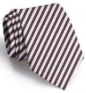The White Stripes: Tie - Brown