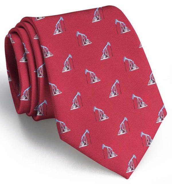 Thirsty Birds: Tie - Red