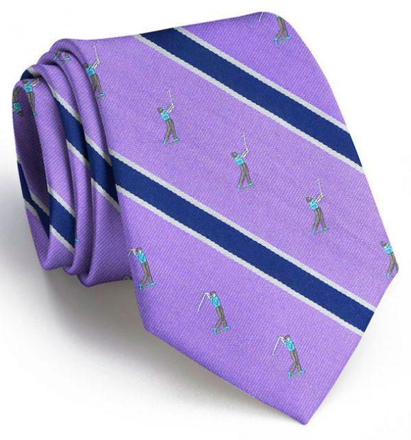 Big Swing: Tie - Purple