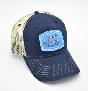 Pointer Surfer: Trucker Cap - Navy