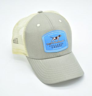 Pointer Surfer: Trucker Cap - Cattail
