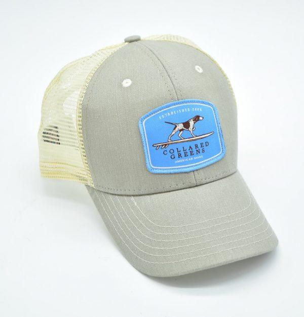 Pointer Surfer: Trucker Cap - Cattail