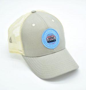 Vintage Bronco: Trucker Cap - Cattail