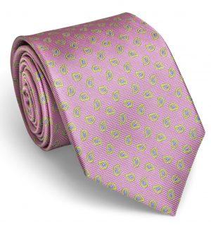 Premiere Paisley: Tie - Pink