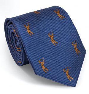 Bethpage: Tie - Mid-Blue