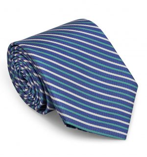 Suffolk: Tie - Blue