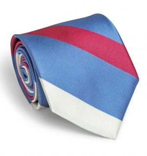 Fairfax: Tie - Red/White/Blue