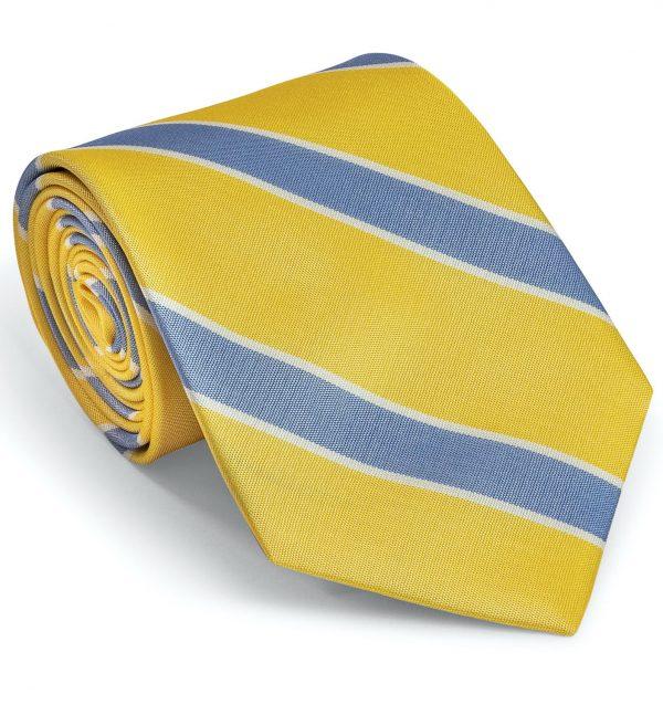 Clarke: Tie - Yellow/Blue