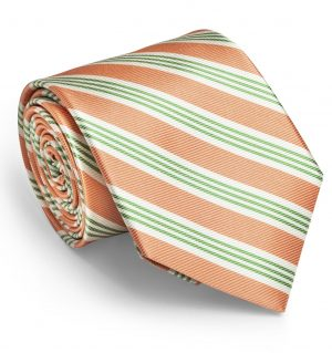 Covington: Tie - Orange