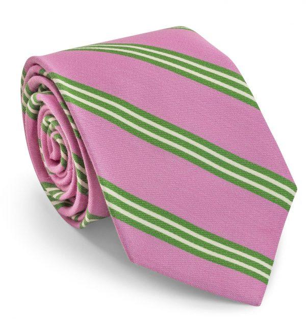Franklin: Tie - Pink/Lime