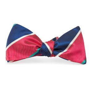 Hampton: Bow Tie - Coral