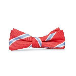 James: Boys Bow Tie - Salmon