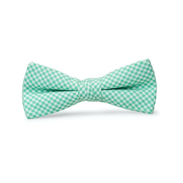 Barbaro: Boys Bow Tie - Green