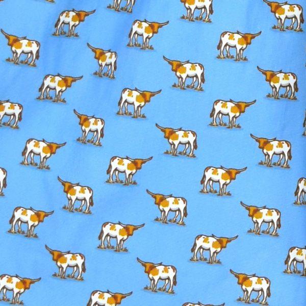 Longhorns: Boxers - Blue