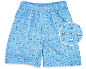 Point & Shoot: Boxers - Blue