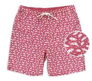 Grand Slam: Swim Trunks - Coral