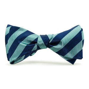 Newman: Bow Tie - Navy/Teal