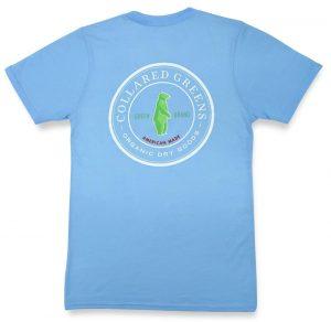 Circle Logo: Short Sleeve T-Shirt - Carolina