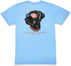 Aviator Lab: Short Sleeve T-Shirt - Carolina