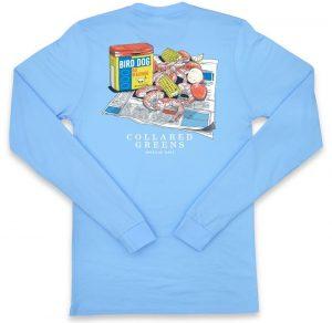 Lowcountry Boil: Long Sleeve T-Shirt - Carolina